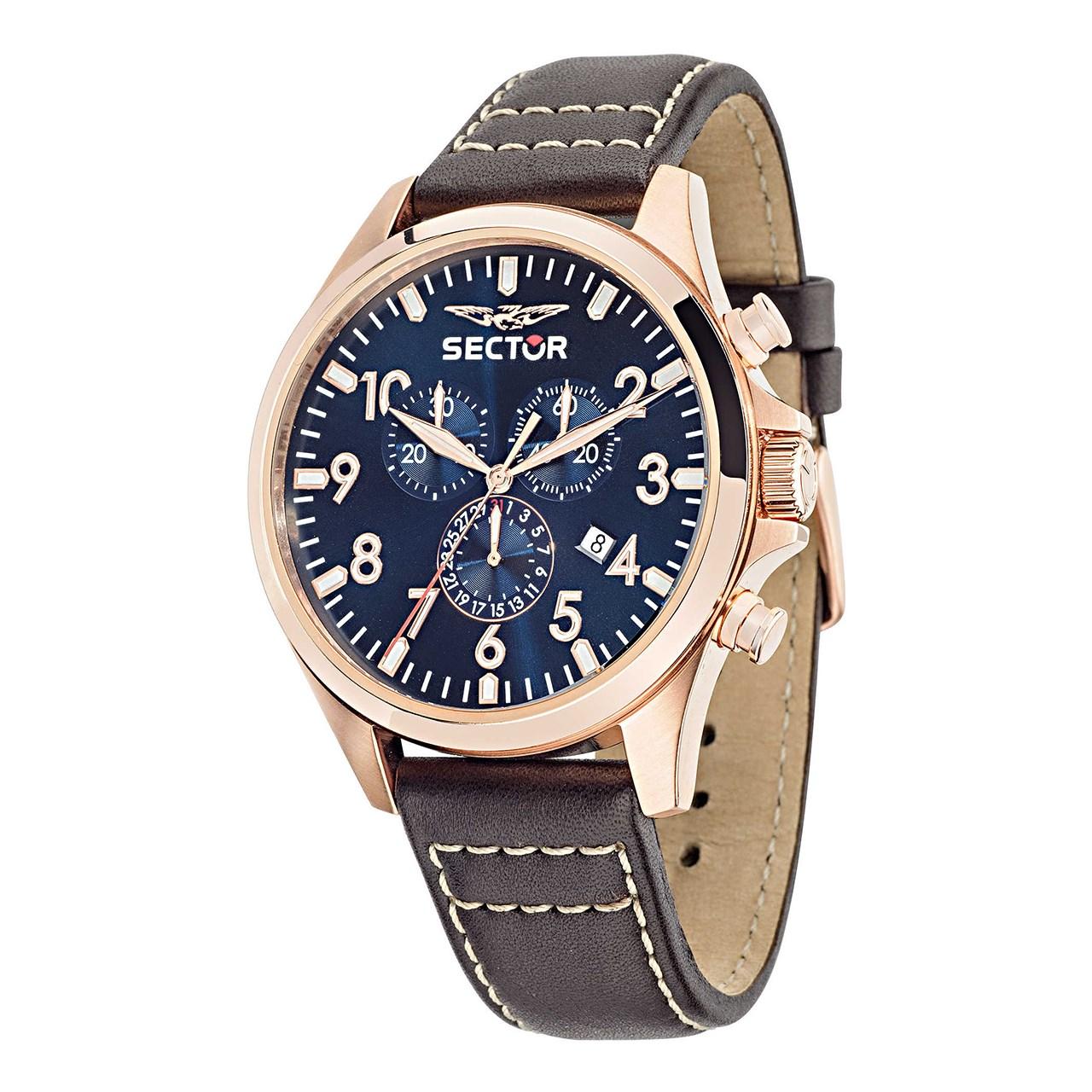ساعت مچی عقربه ای مردانه  سکتور مدل 180-3271690019
