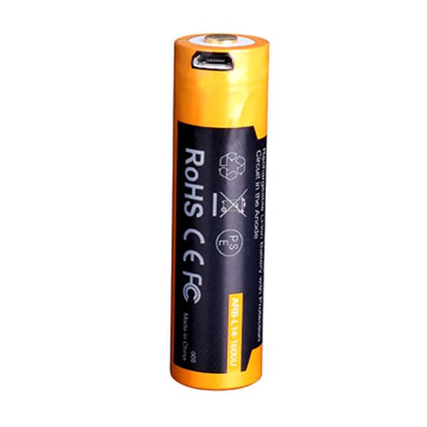 باتری قابل شارژ  فنیکس 14500 مدل ARB-L14-1600U