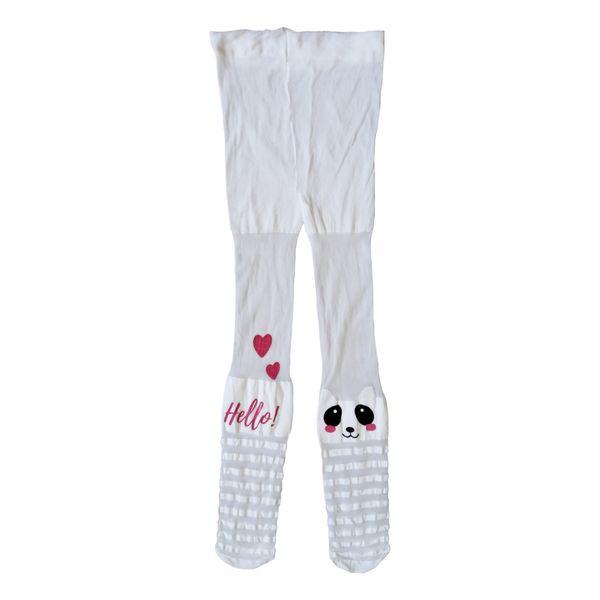 جوراب شلواری دخترانه کد 16