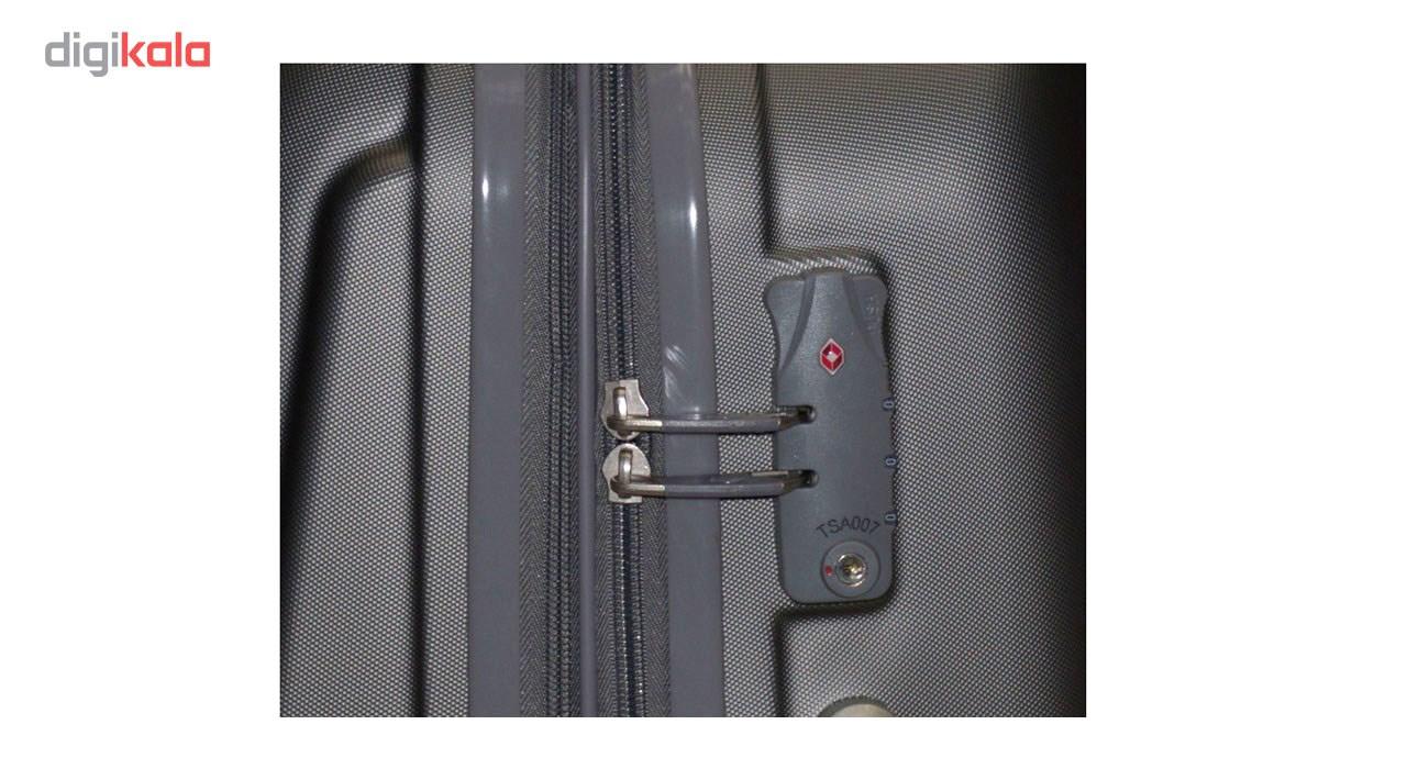 مجموعه سه عددی چمدان تراول کار مدل 360-4