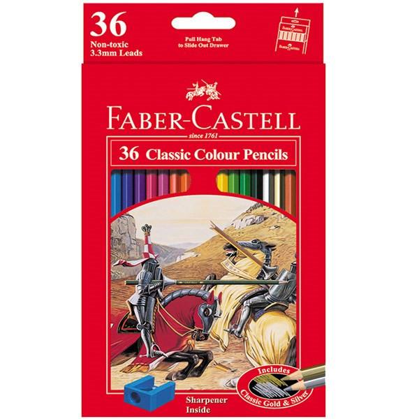 مداد رنگی 36 رنگ  مدل Classic