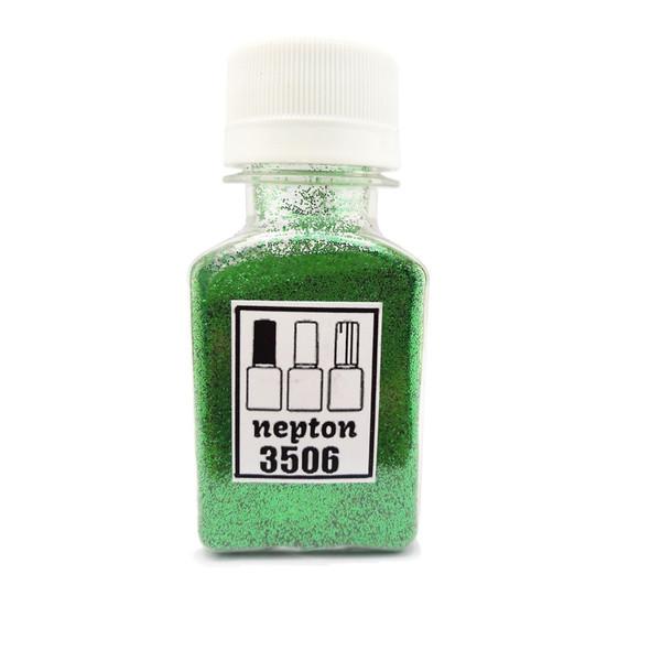 اکلیل ناخن نپتون مدل سبز