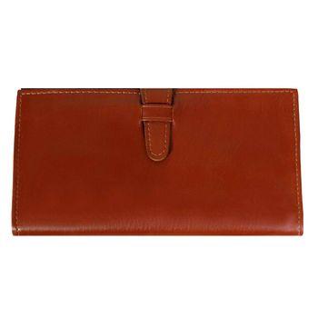 کیف پول چرم طبیعی چرم ناب مدل مدیران کد MK10