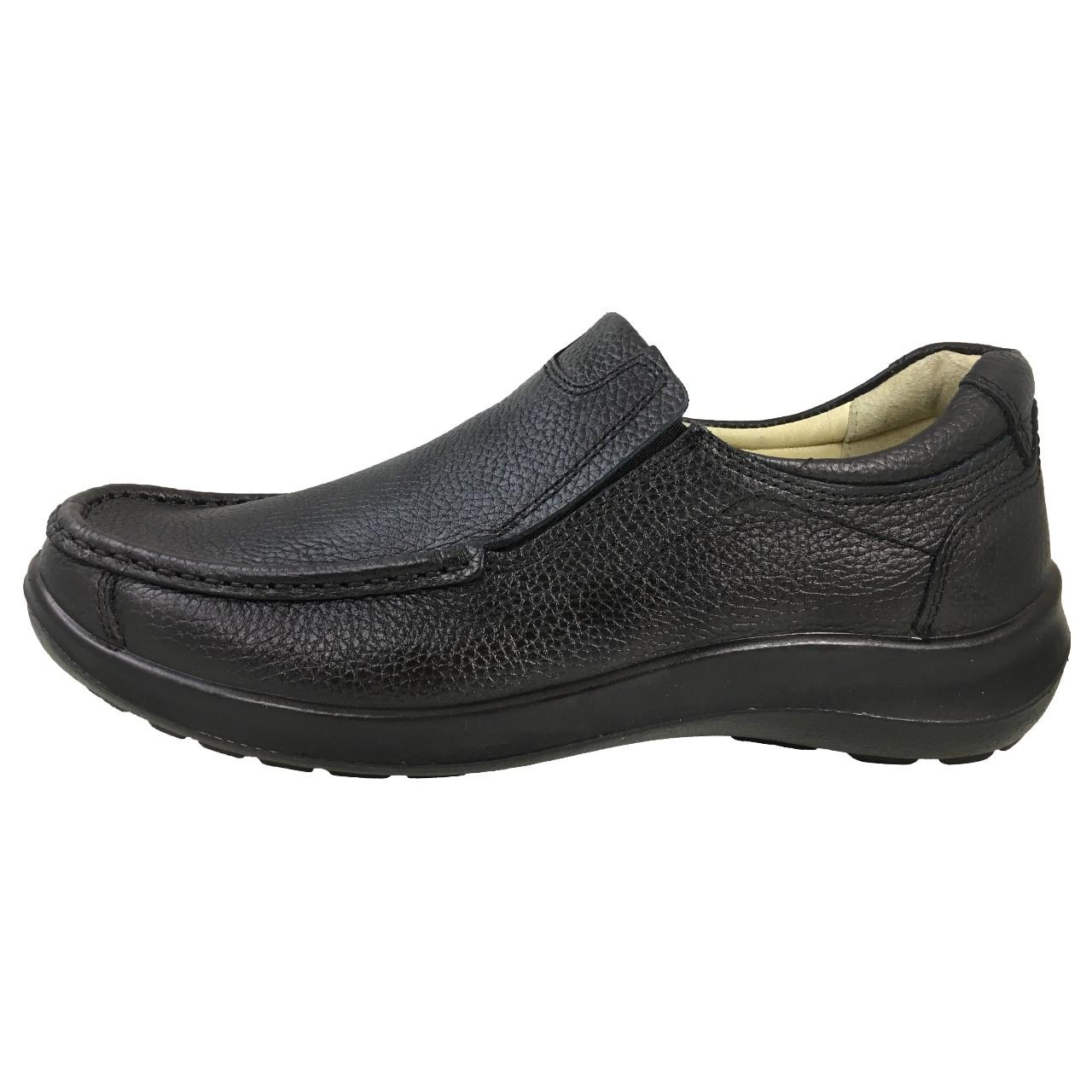 کفش طبی مردانه البرز مدل کیوان کد 2383