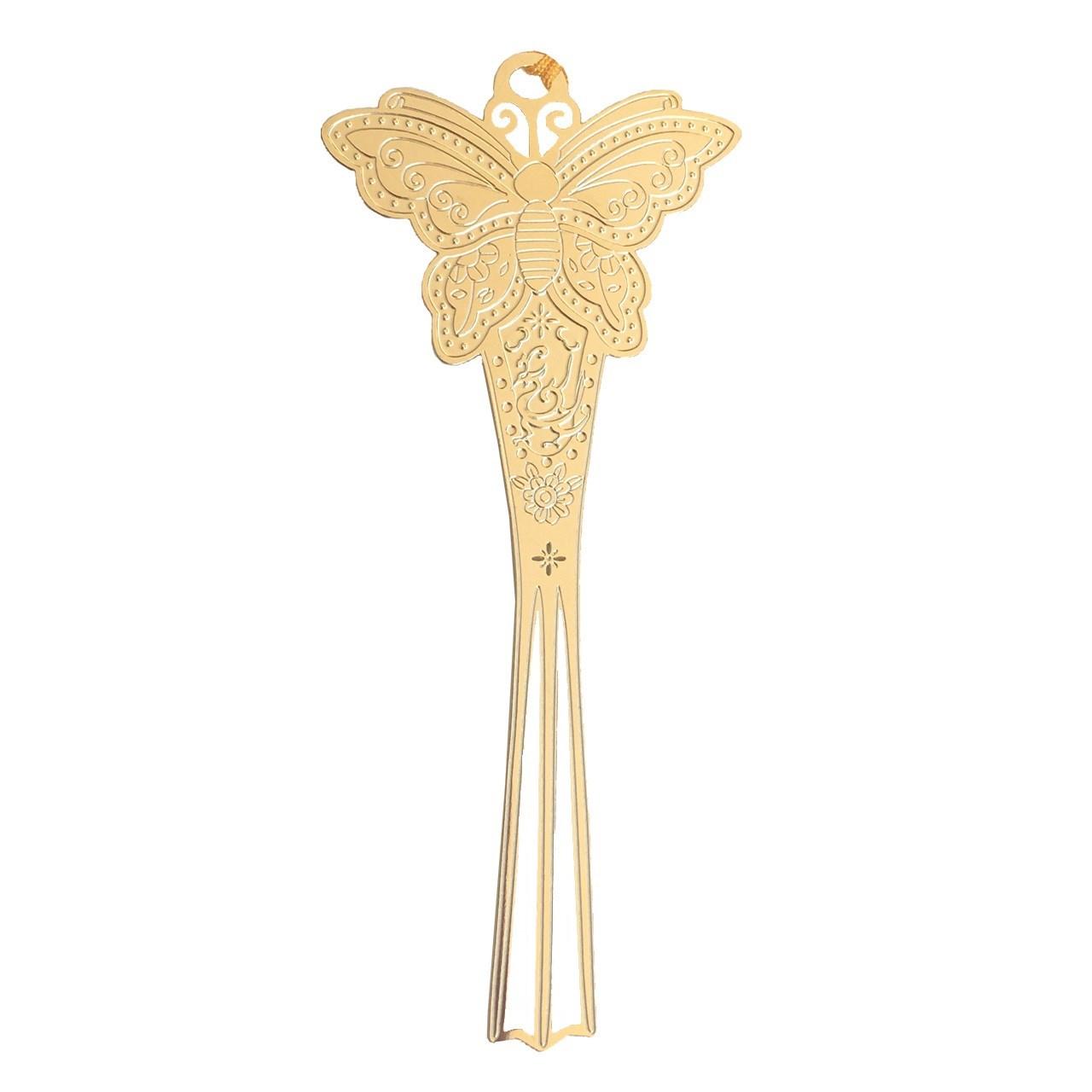 آویز گردنبند طلا 24 عیار زنانه مدل KR10