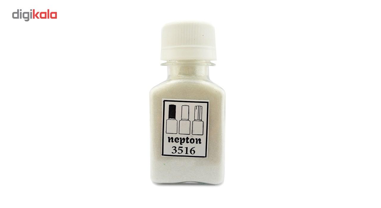 اکلیل ناخن نپتون مدل سفید
