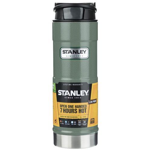 ماگ کوهنوردی استنلی مدل Classic One Hand Vacuum ظرفیت 0.473  لیتر