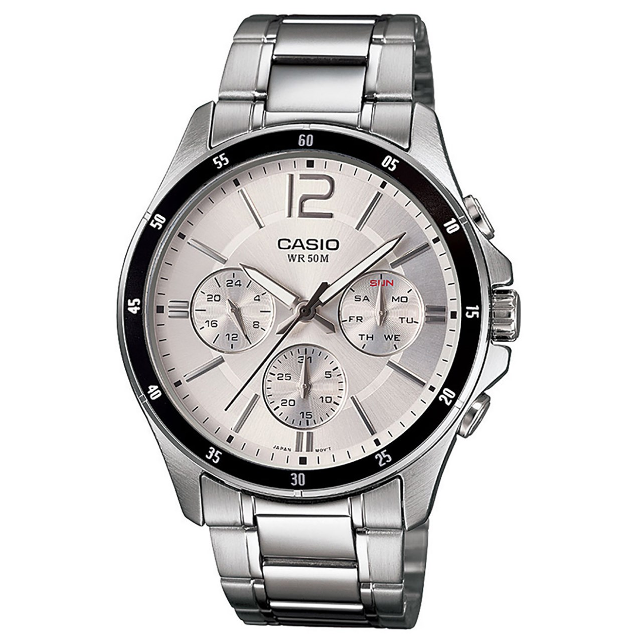 ساعت  کاسیو مدل MTP-1374D-7AVDF