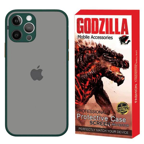 کاور گودزیلا مدل CGMA-LE مناسب برای گوشی موبایل اپل iPhone 12 Pro Max