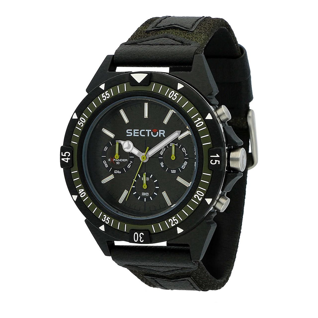 ساعت مچی عقربه ای  سکتور مدل اکسپندر 90 -3251197052