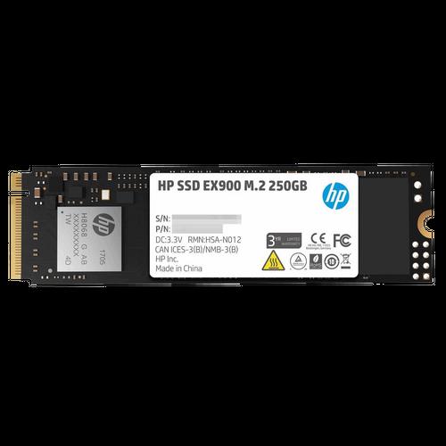 اس اس دی اینترنال اچ پی مدل 900 EX ظرفیت 250 گیگابایت