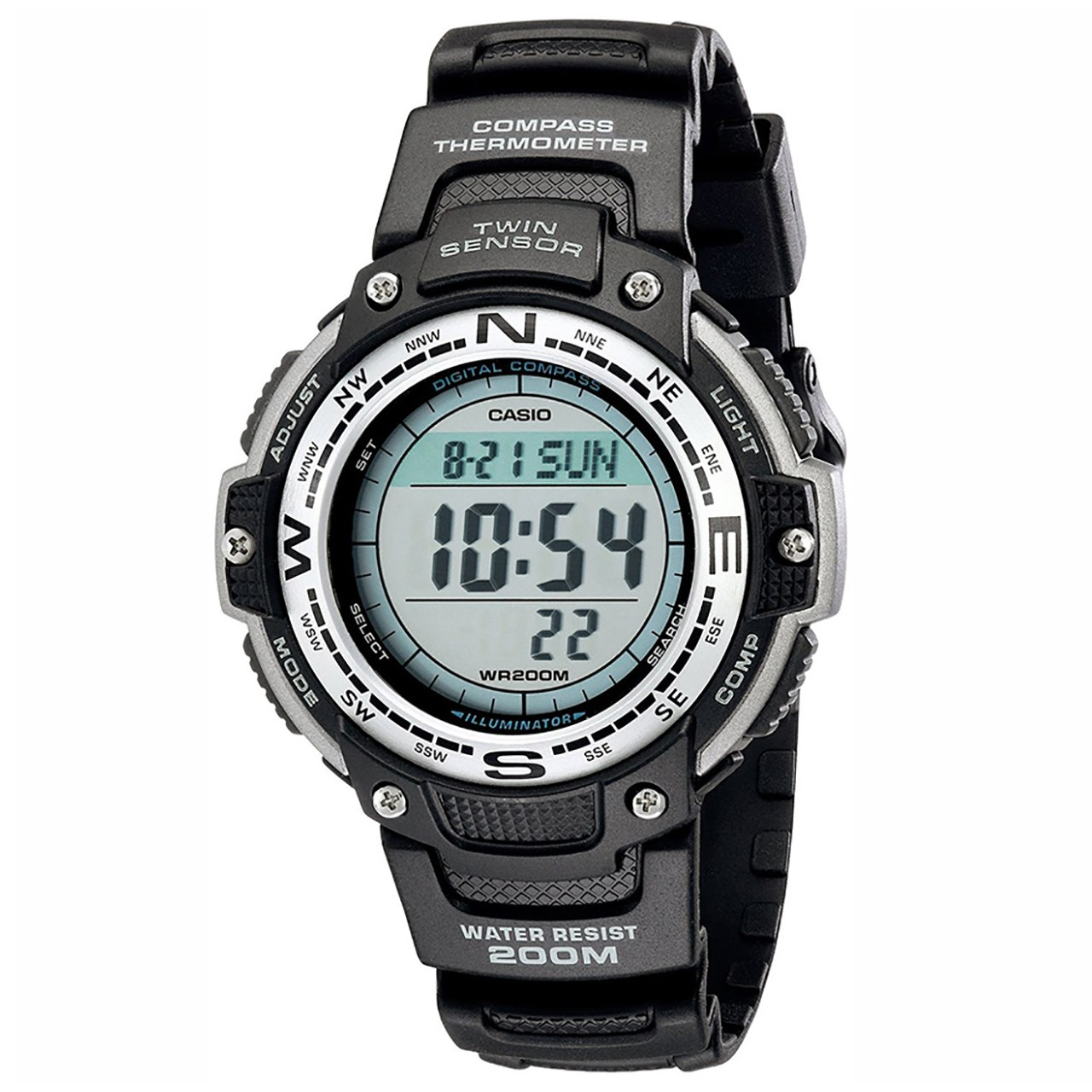 ساعت مچی دیجیتالی کاسیو مدل SGW-100-1VDF 41