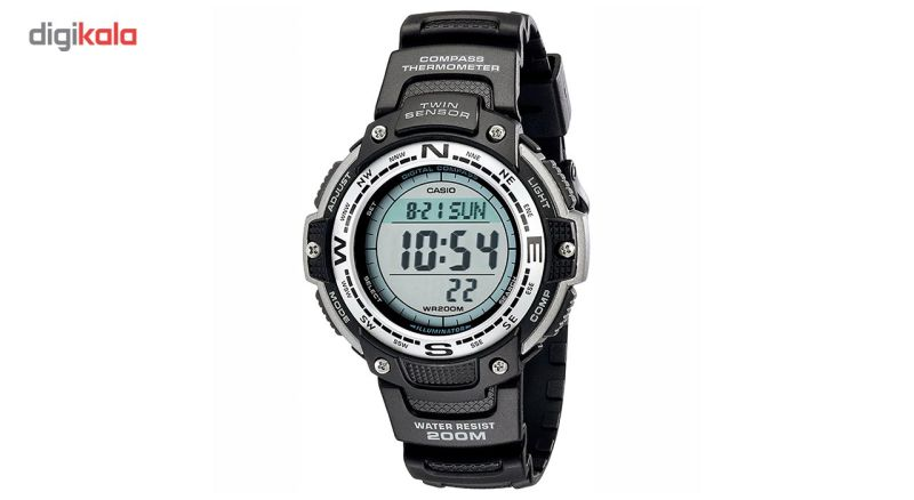 ساعت مچی دیجیتالی کاسیو مدل SGW-100-1VDF