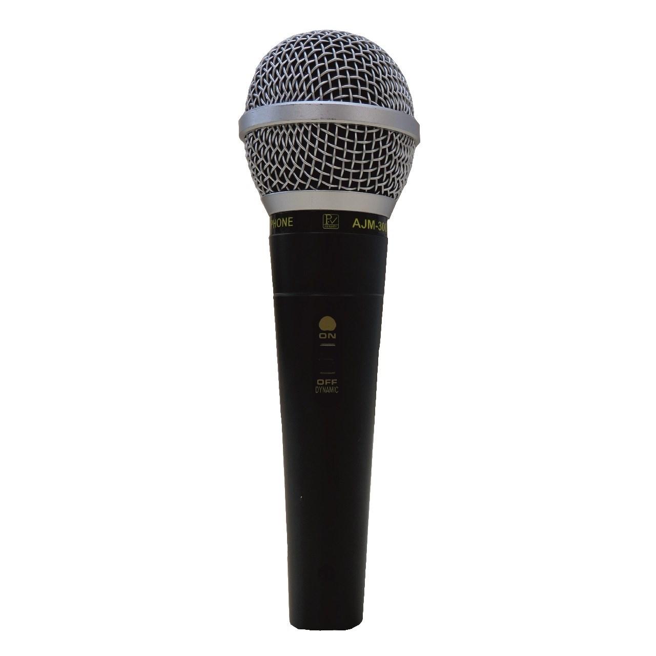 خرید                     میکروفن پی وی مدل AJM-300