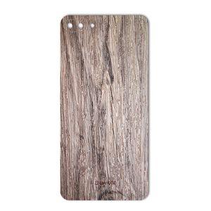 برچسب تزئینی ماهوت مدل Walnut Texture مناسب برای گوشی  Asuns Zenfone 4 Max ZC554KL