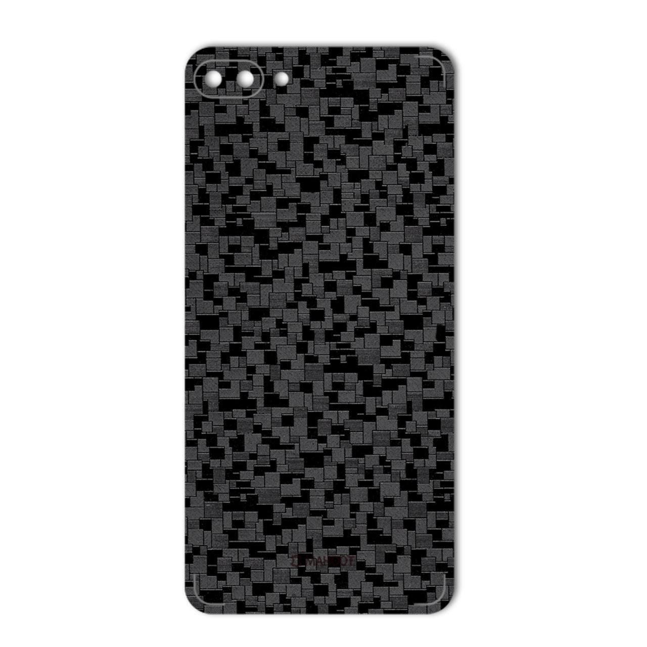 برچسب تزئینی ماهوت مدل Silicon Texture مناسب برای گوشی  Asuns Zenfone 4 Max ZC554KL