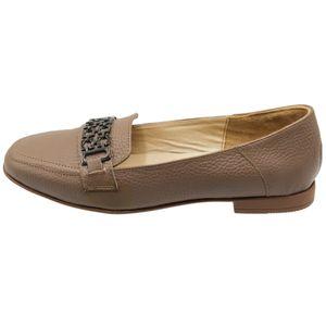 کفش چرم زنانه شیلر مدل 206