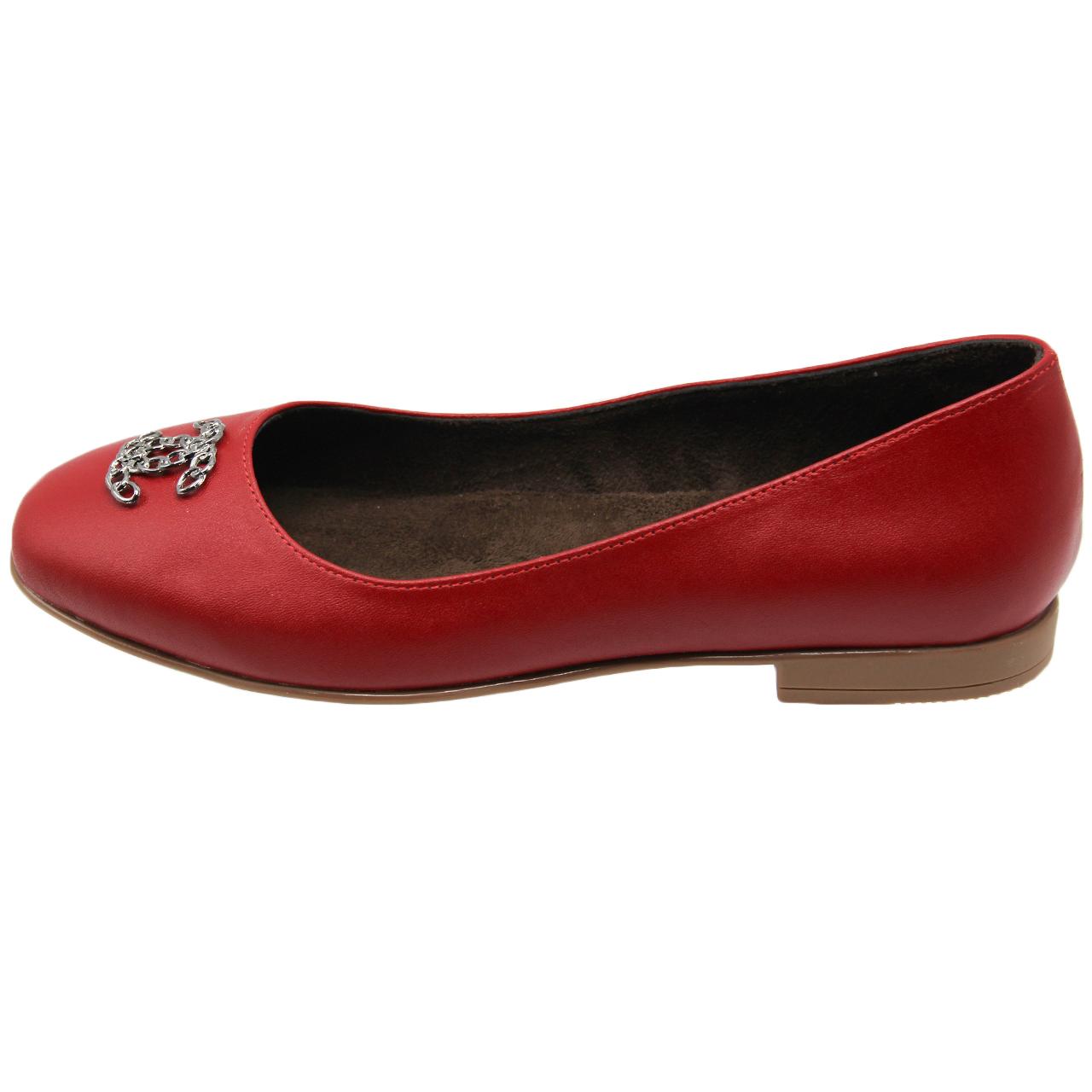 کفش چرم زنانه شیلر مدل 207/2