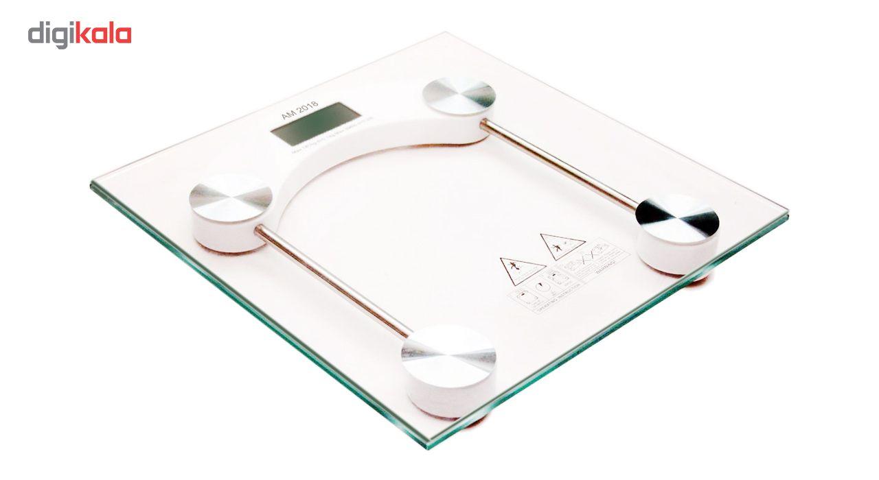ترازو دیجیتال پرسونال اسکیل مدل AM-2018 main 1 1