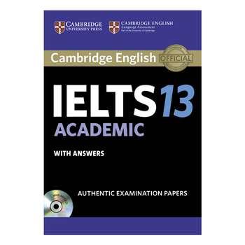 کتاب زبان IELTS Cambridge 13 Academic اثر جمعی از نویسندگان