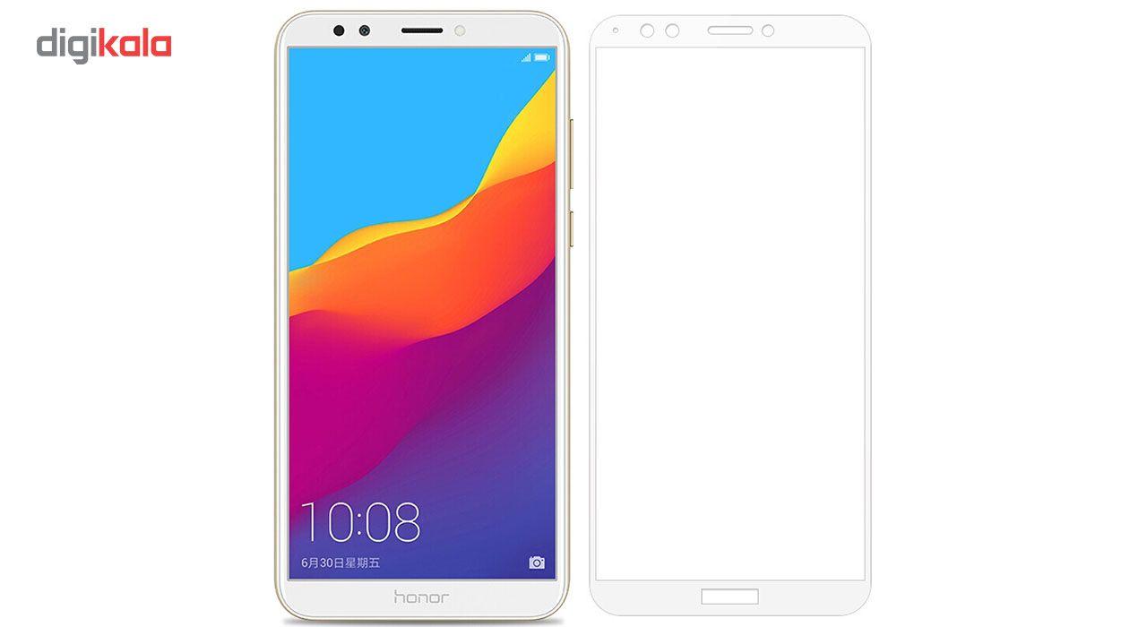 محافظ صفحه نمایش تمام چسب مدل Full Glue مناسب برای گوشی هواوی Y7 Prime 2018 main 1 2