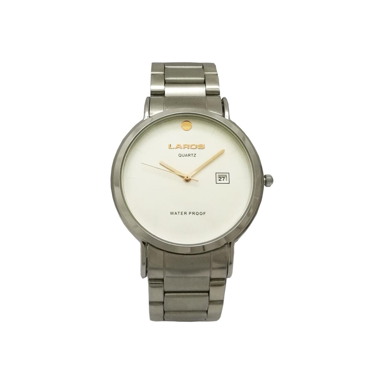 ساعت مچی عقربه ای مردانه لاروس مدل 0617-79457-d 4