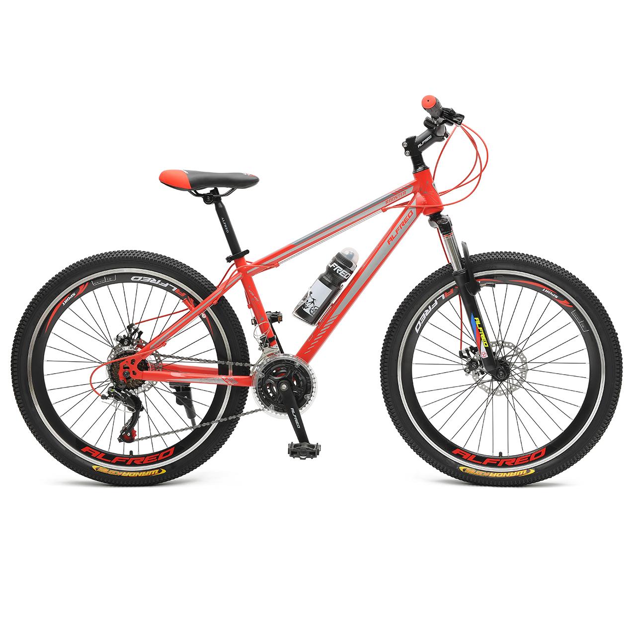 دوچرخه کوهستان آلفرد مدل Rooster سایز 26
