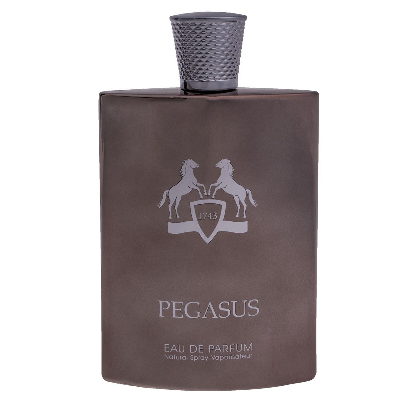 ادو پرفیوم مردانه فراگرنس ورد مدل Pegasus حجم 100 میلی لیتر