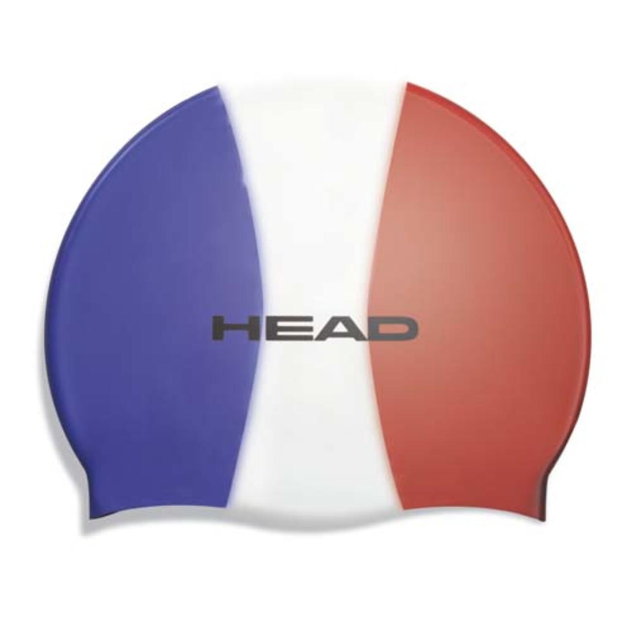 کلاه شنا هد مدل Silicone Flat Multicolor