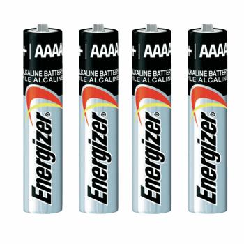 باتری سایز AAAA انرجایزر مدل Pile Alkaline بسته 4 عددی