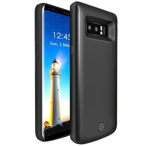 کاور شارژ جاست لاو ویجت مدل Battery Backup با ظرفیت 6500 میلی آمپر ساعت مناسب برای گوشی موبایل Samsung Galaxy Note 8