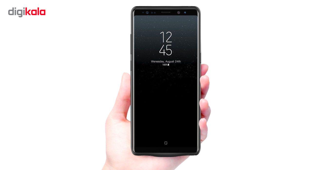 کاور شارژ جاست لاو ویجت مدل Battery Backup با ظرفیت 6500 میلی آمپر ساعت مناسب برای گوشی موبایل Samsung Galaxy Note 8 main 1 5