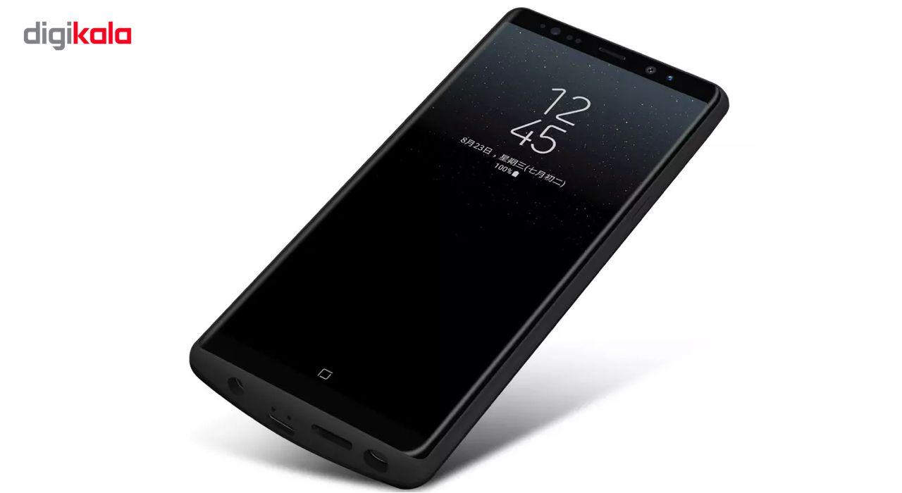 کاور شارژ جاست لاو ویجت مدل Battery Backup با ظرفیت 6500 میلی آمپر ساعت مناسب برای گوشی موبایل Samsung Galaxy Note 8 main 1 4