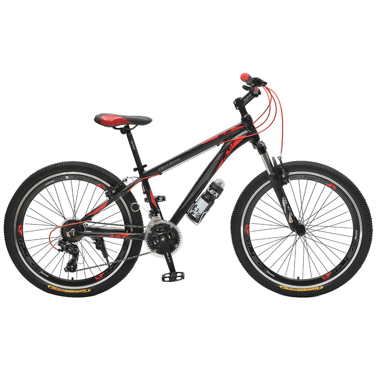 دوچرخه کوهستان الکس مدل Optima سایز 26