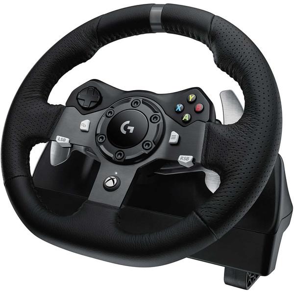 فرمان بازی لاجیتک مدل G920 Driving Force