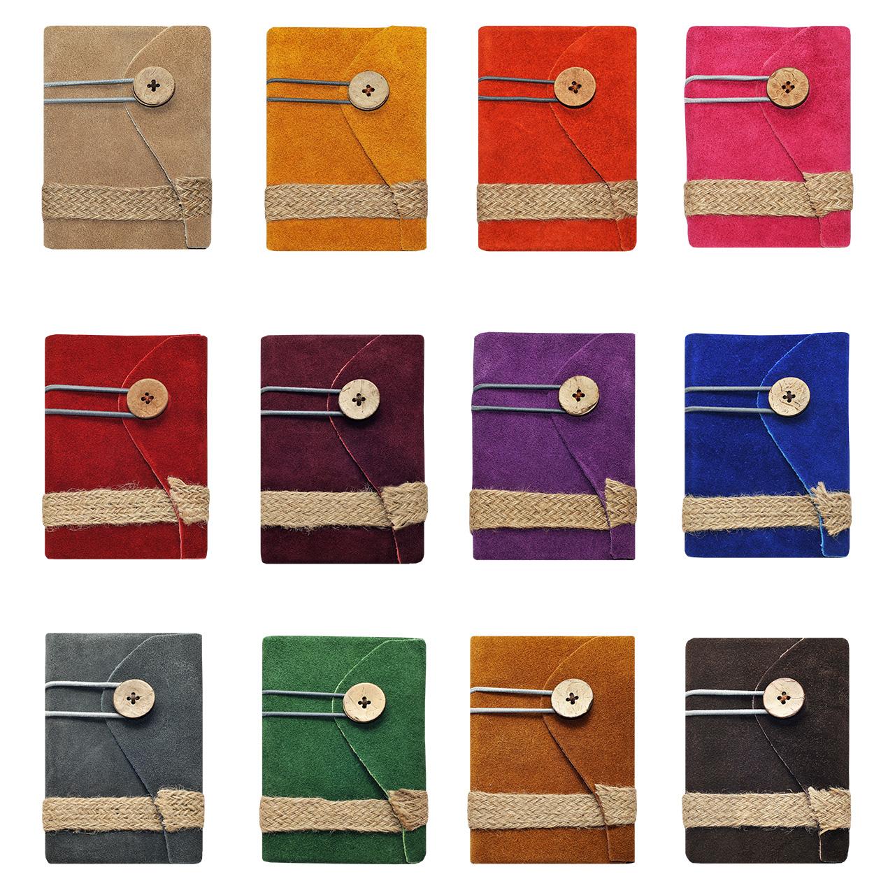 دفترچه یادداشت ژوست مدل کنفی بسته دوازده عددی