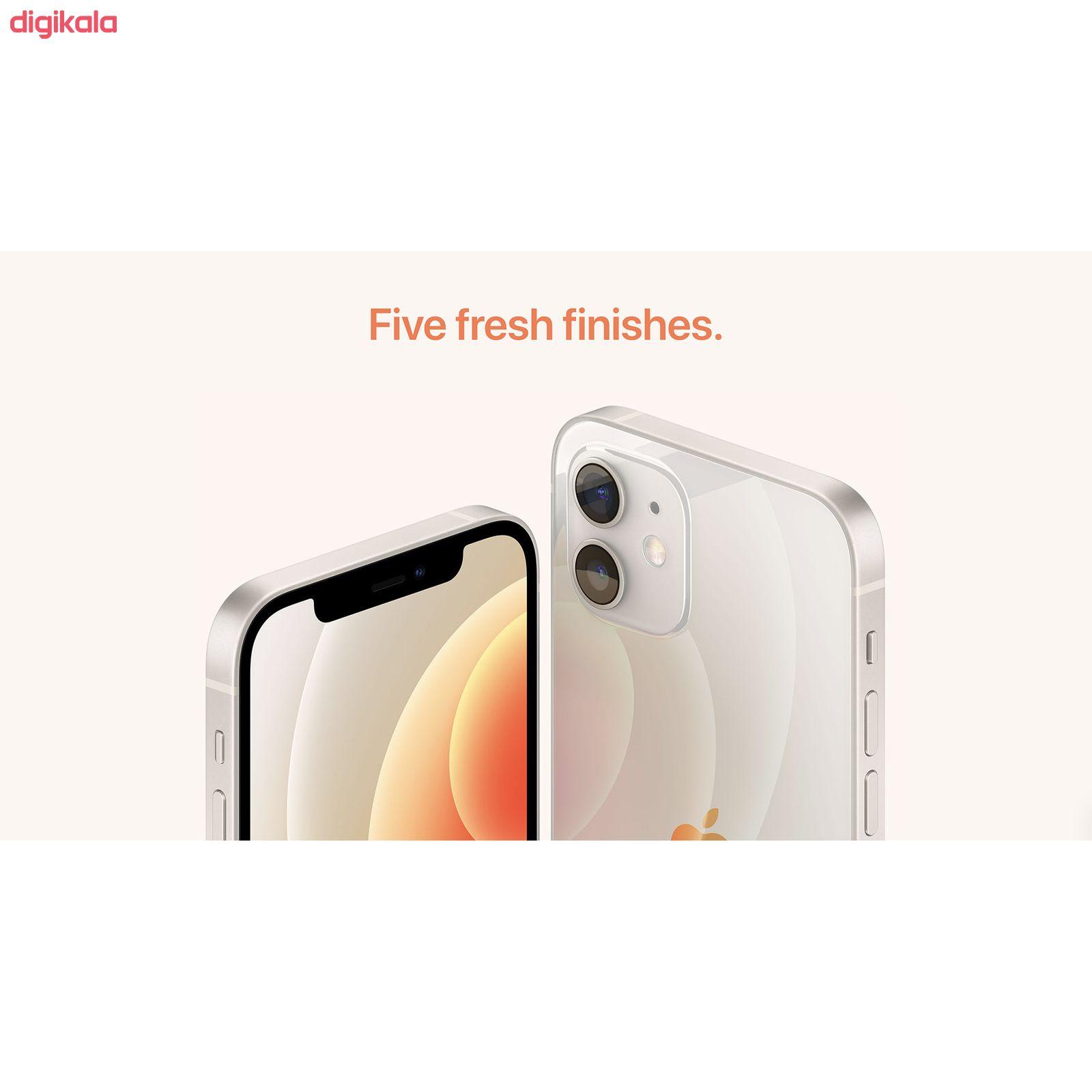 گوشی موبایل اپل مدل iPhone 12 A2404 دو سیم کارت ظرفیت 256 گیگابایت  main 1 9