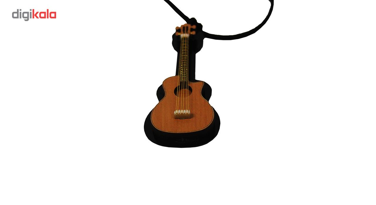گردنبند آراکس مدل گیتار کاتوی