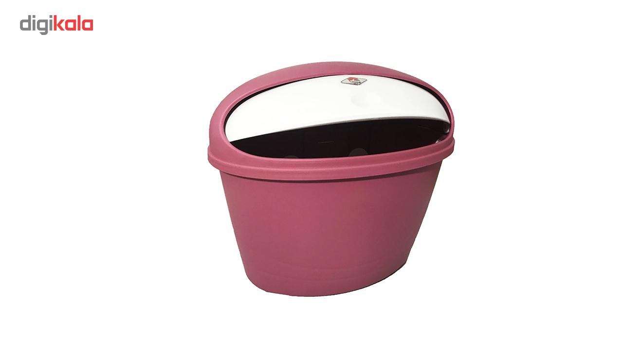 سطل زباله آویز کابینتی ایرسا کد SD-012 main 1 2