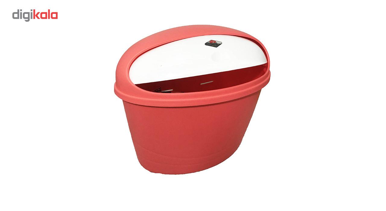 سطل زباله آویز کابینتی ایرسا کد SD-012 main 1 4