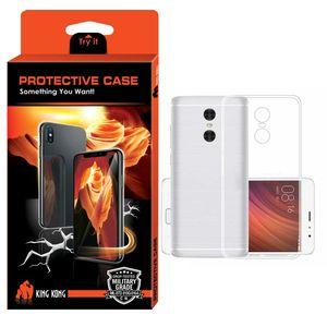 کاور کینگ کونگ مدل Protective TPU  مناسب برای گوشی شیاومی Redmi 5Plus Redmi Note 5