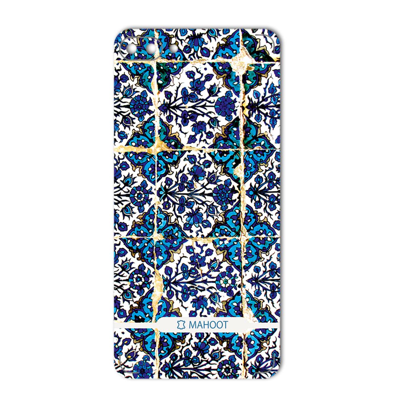 برچسب تزئینی ماهوت مدل Traditional-tile Design مناسب برای گوشی  Asus Zenfone 4 Max ZC554KL