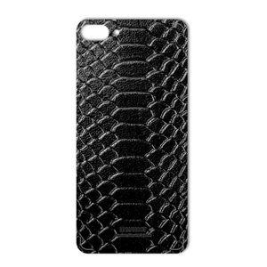 برچسب تزئینی ماهوت مدل Snake Leather مناسب برای گوشی  Asus Zenfone 4 Max ZC554KL