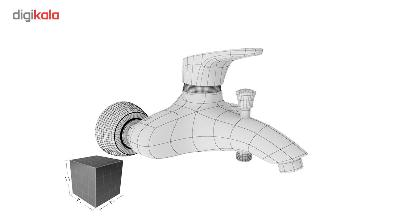 شیر حمام اس اس وی مدل بارسلون