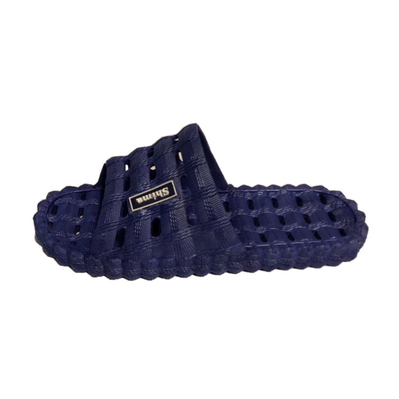 دمپایی مردانه کفش شیما مدل استخری