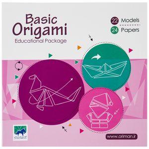 کاغذ اوریگامی اوریمان مدل Basic