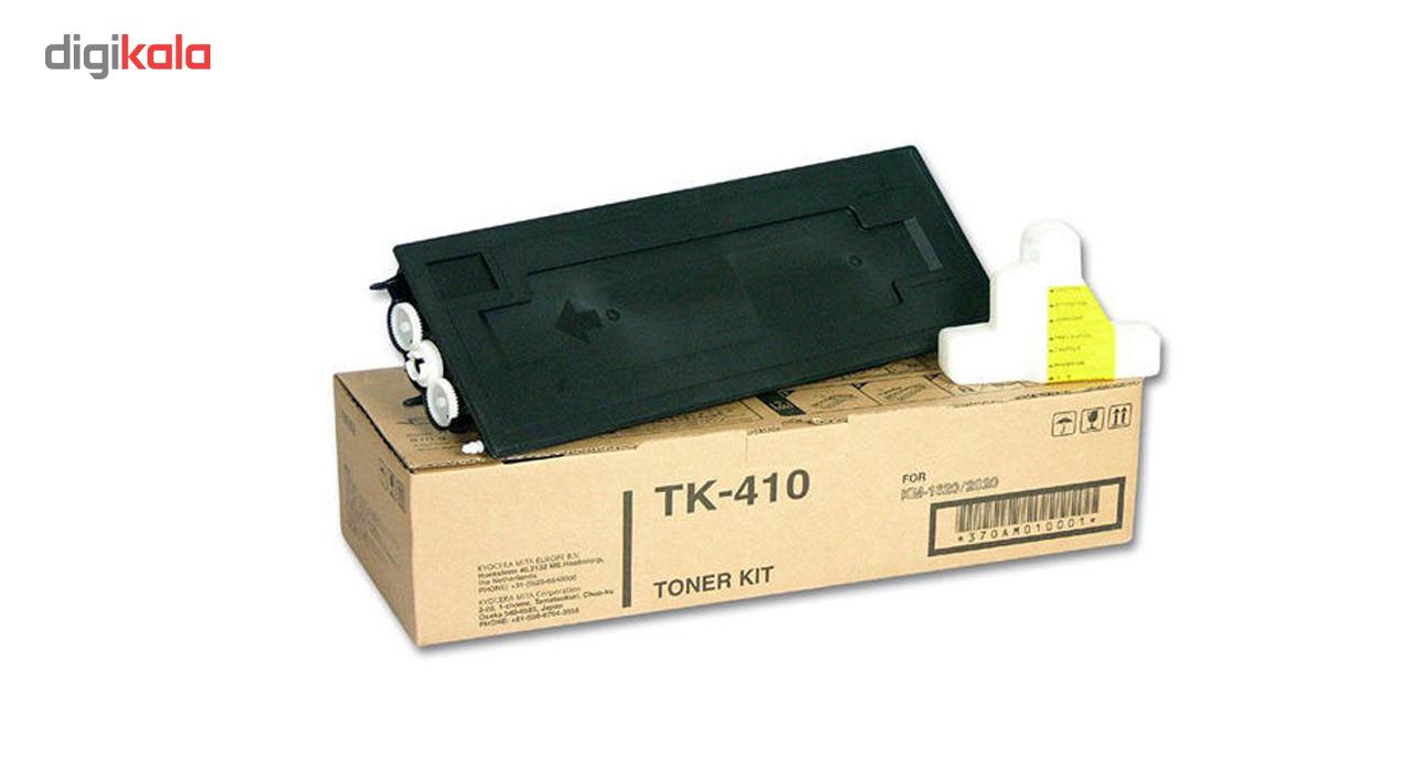 قیمت                      تونر مشکی کیوسرا مدل TK-410