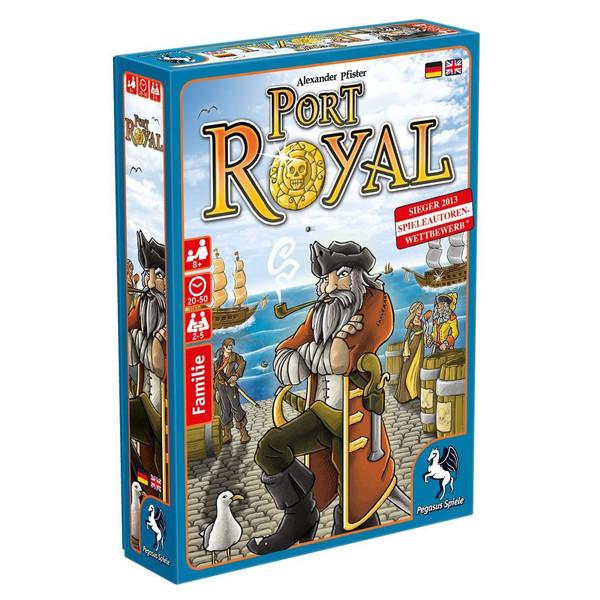 بازی رومیزی پگاسوس اسپیله مدل Port Royal