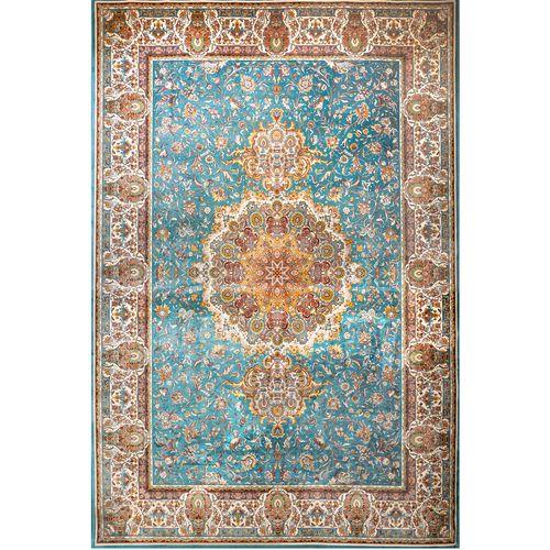 فرش دیبا طرح روشا اروپایی