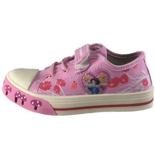 کفش راحتی بچه گانه پاما مدل Steps Pink 554